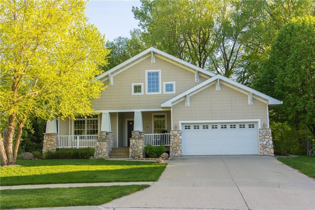 Photo of home for sale at 3019 Sapphire Circle, Ames IA