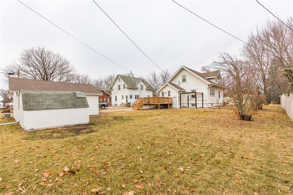 Photo of home for sale at 612 First Street E, Madrid IA