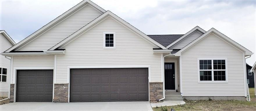 Photo of home for sale at 4207 Westwood Street NW, Ankeny IA