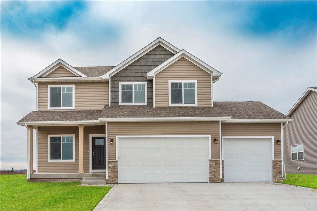 Photo of home for sale at 1510 Spruce Drive NW, Ankeny IA