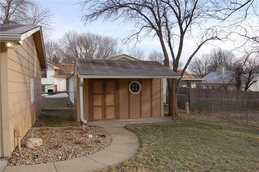 Photo of home for sale at 426 Scandia Avenue, Des Moines IA
