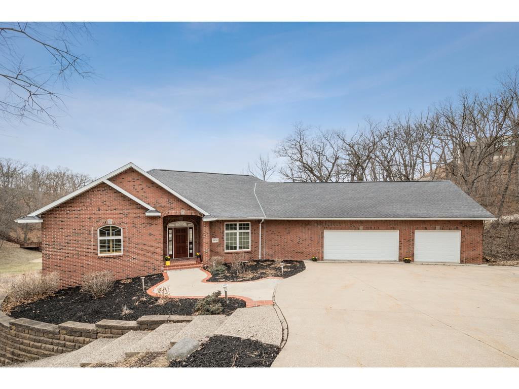 Photo of home for sale at 6036 Panorama Road, Panora IA