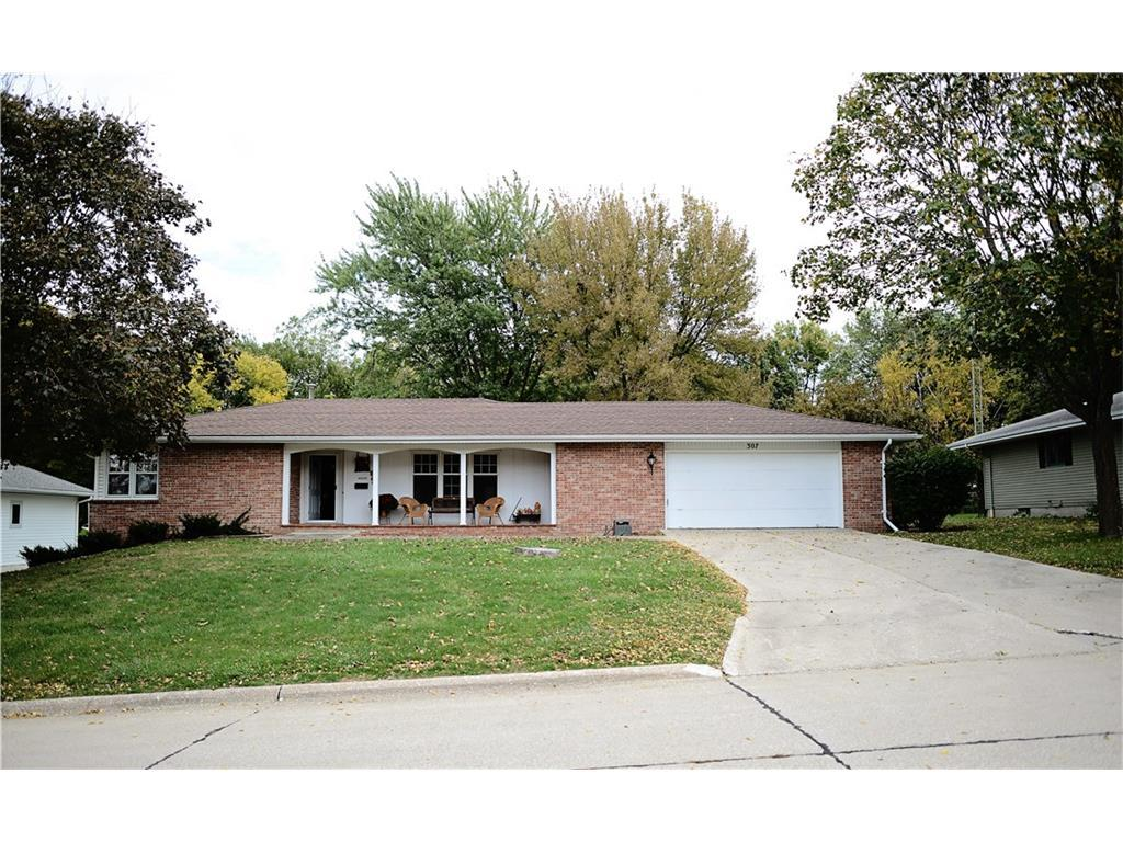 Photo of home for sale at 307 4th Street NW, Greenfield IA