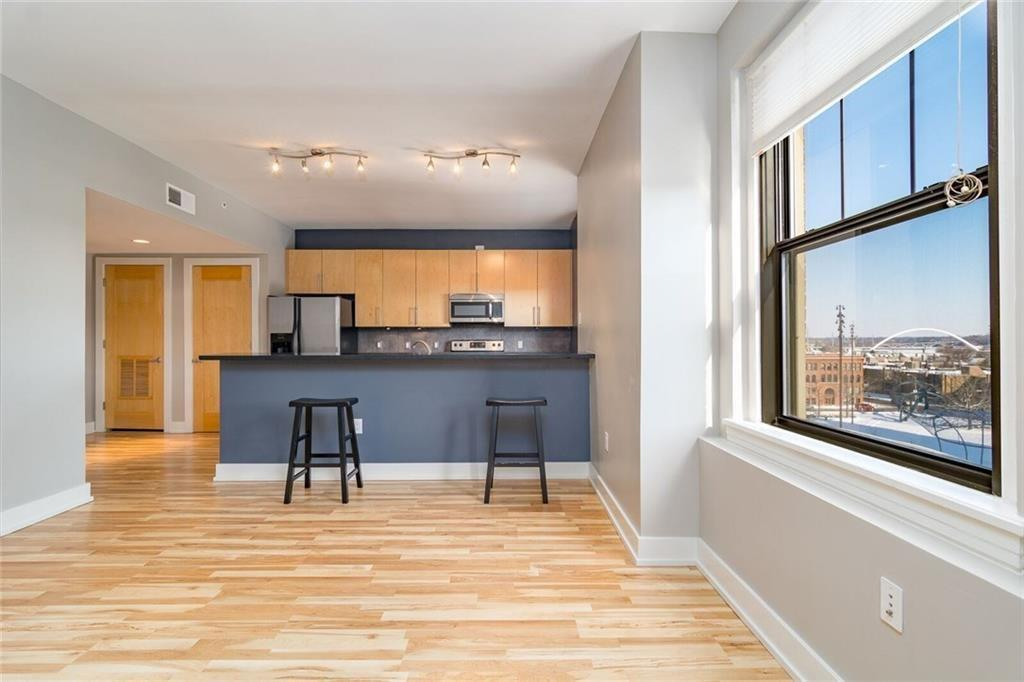 Photo of home for sale at 400 Walnut Street, Des Moines IA