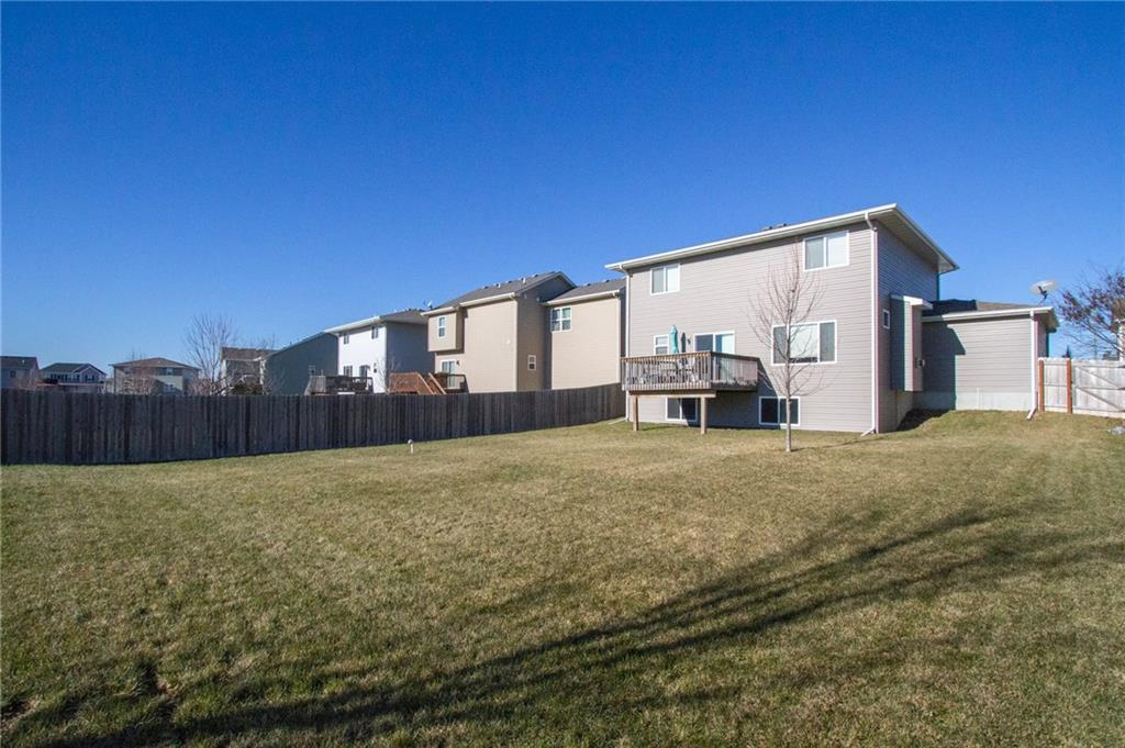 Photo of home for sale at 120 Dillon Drive SE, Waukee IA