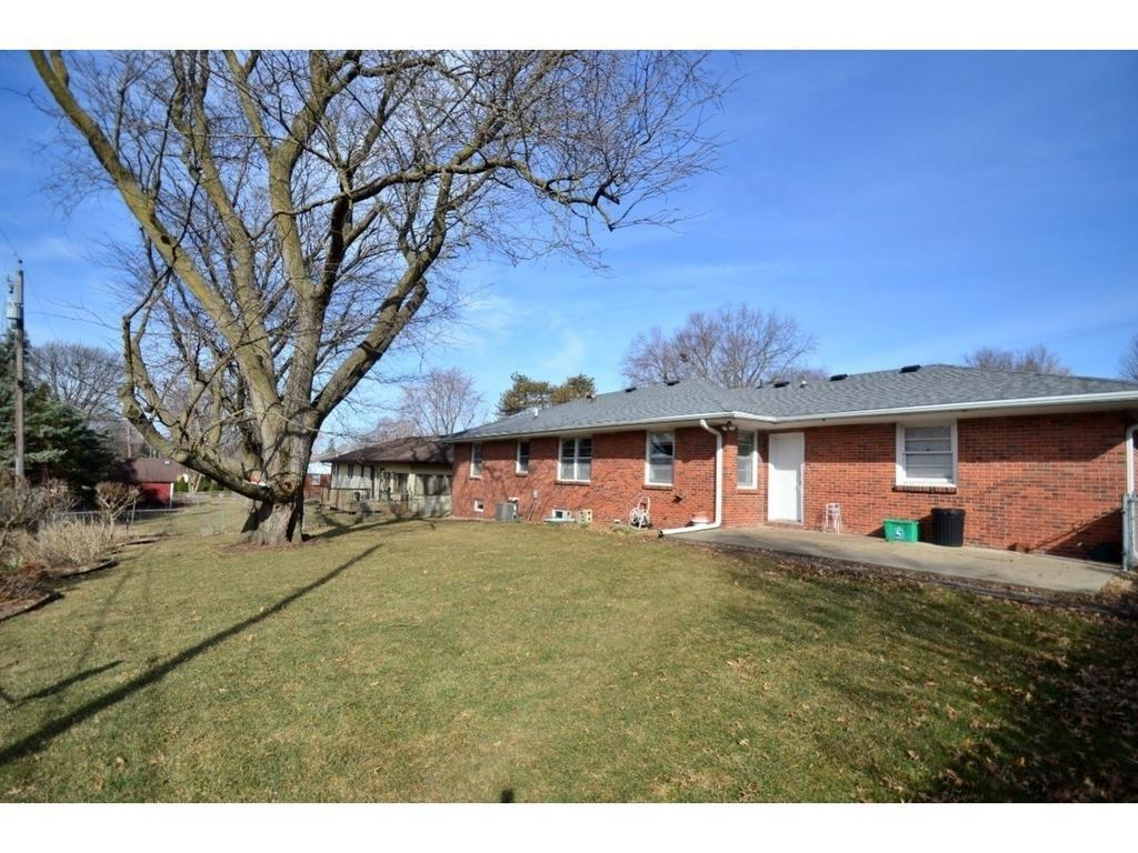 Photo of home for sale at 7142 El Rancho Avenue, Windsor Heights IA