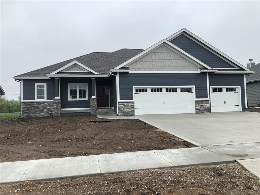 Photo of home for sale at 1421 Warrior Run Drive, Norwalk IA