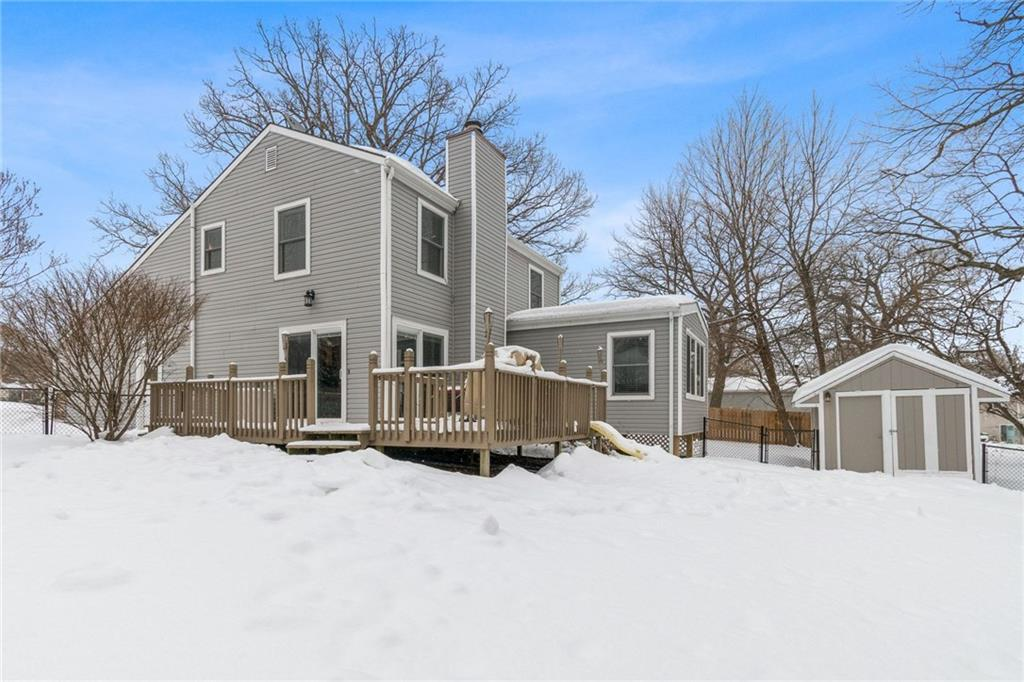 Photo of home for sale at 1104 Phillips Street, Polk City IA