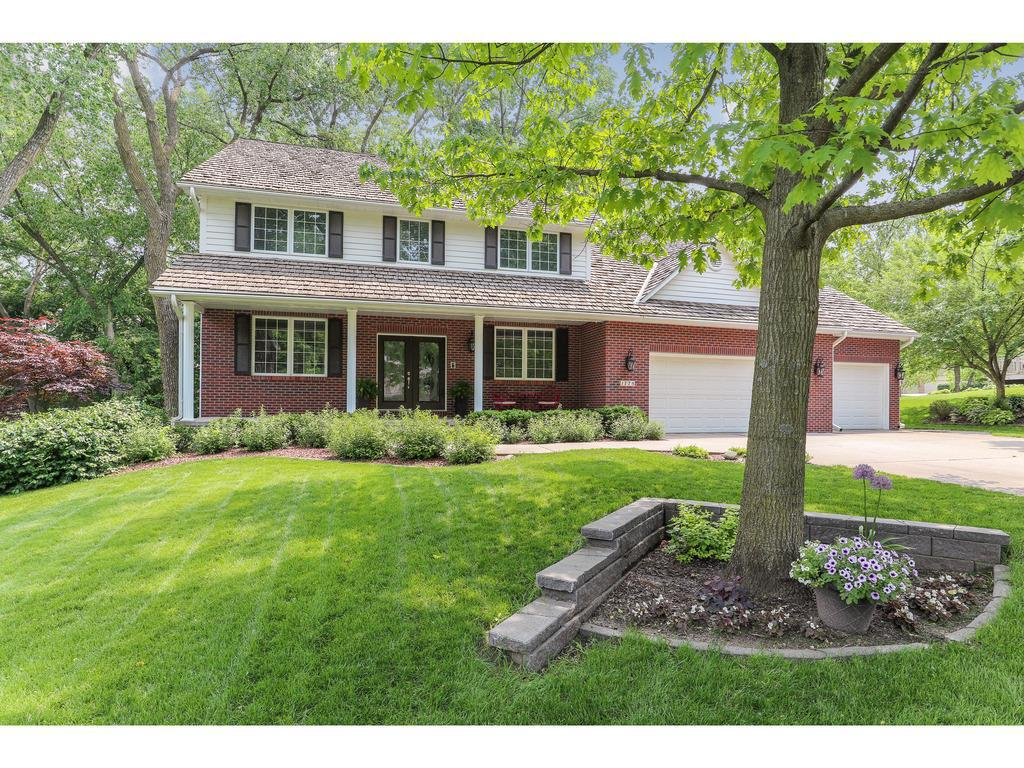 Photo of home for sale at 1775 131st Street NW, Clive IA