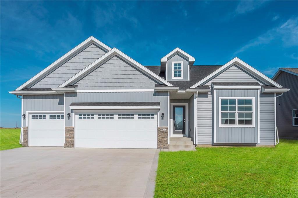 Photo of home for sale at 1020 Cedar Street, Waukee IA