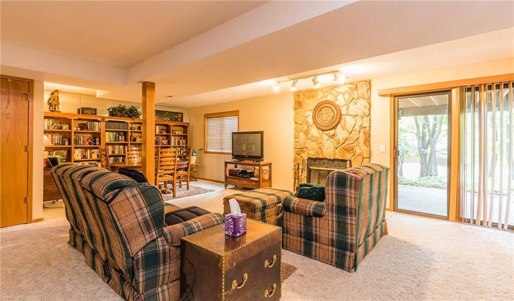 Photo of home for sale at 7043 Oak Brook Drive, Urbandale IA