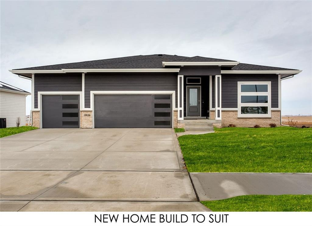 Photo of home for sale at 2804 Abilene Road NW, Ankeny IA