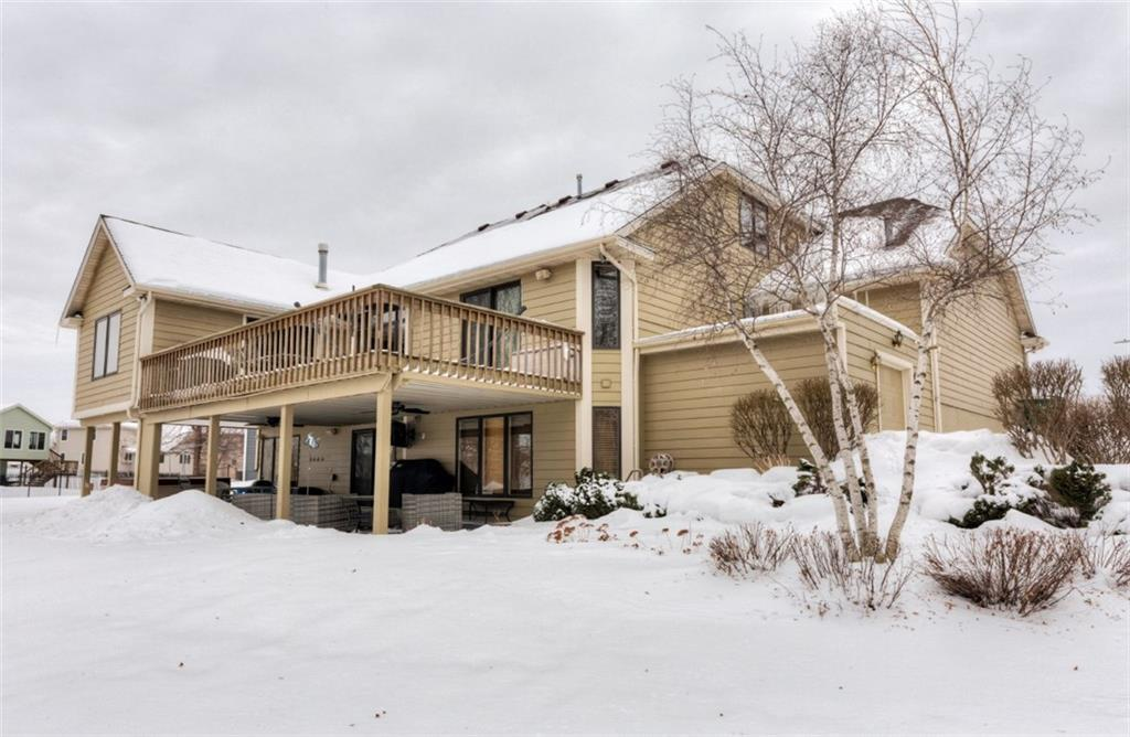 Photo of home for sale at 726 Brook Haven Drive NE, Ankeny IA