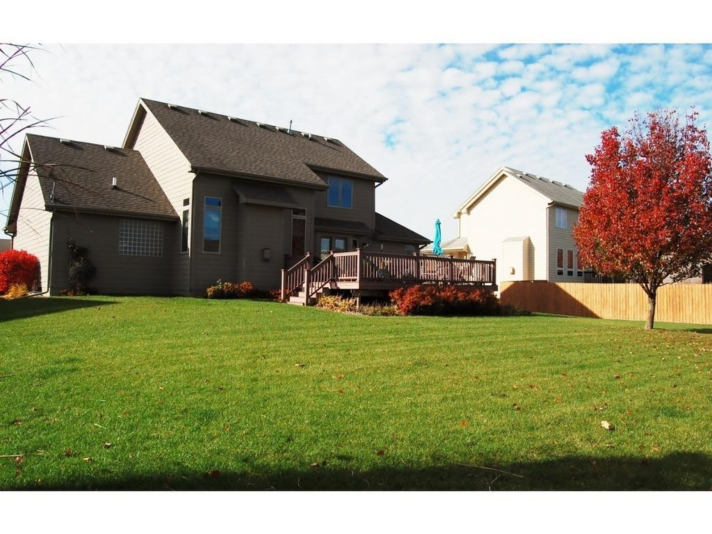 Photo of home for sale at 1171 Hansen Place, Polk City IA