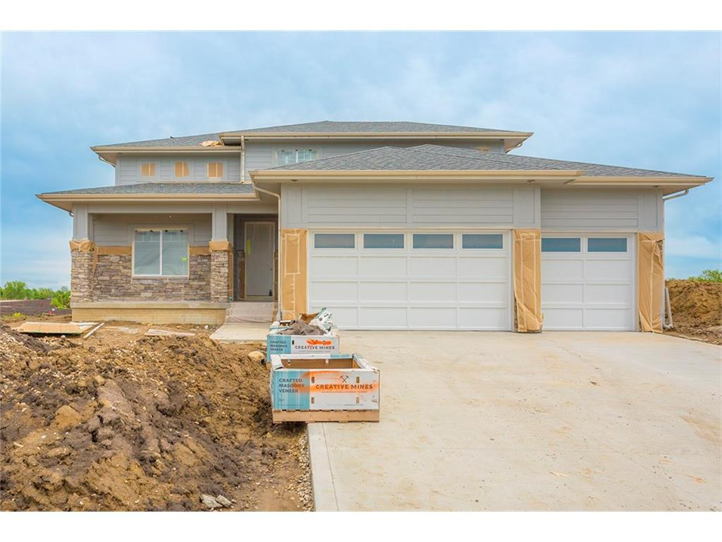 Photo of home for sale at 645 Silverleaf Lane, Waukee IA