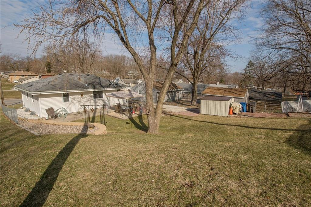 Photo of home for sale at 2225 6th Street SE, Des Moines IA