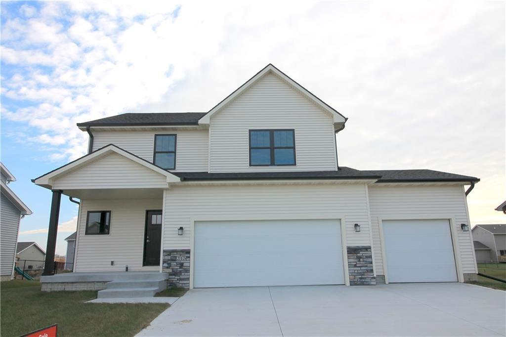 Photo of home for sale at 213 Aaron Avenue NW, Bondurant IA