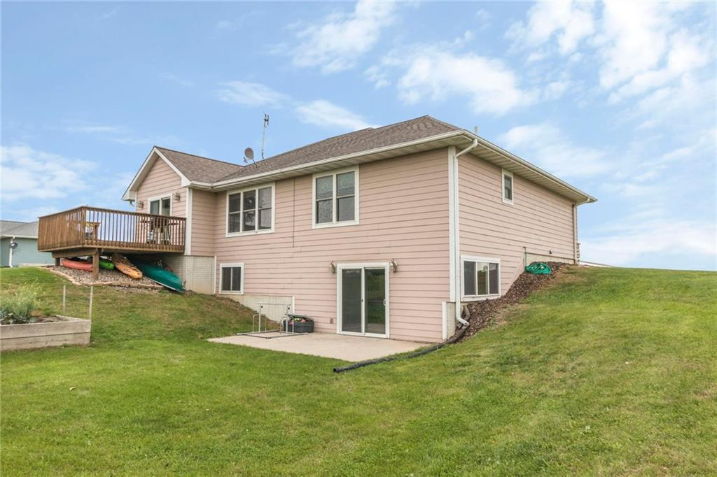 Photo of home for sale at 1095 Vixen Place, Boone IA