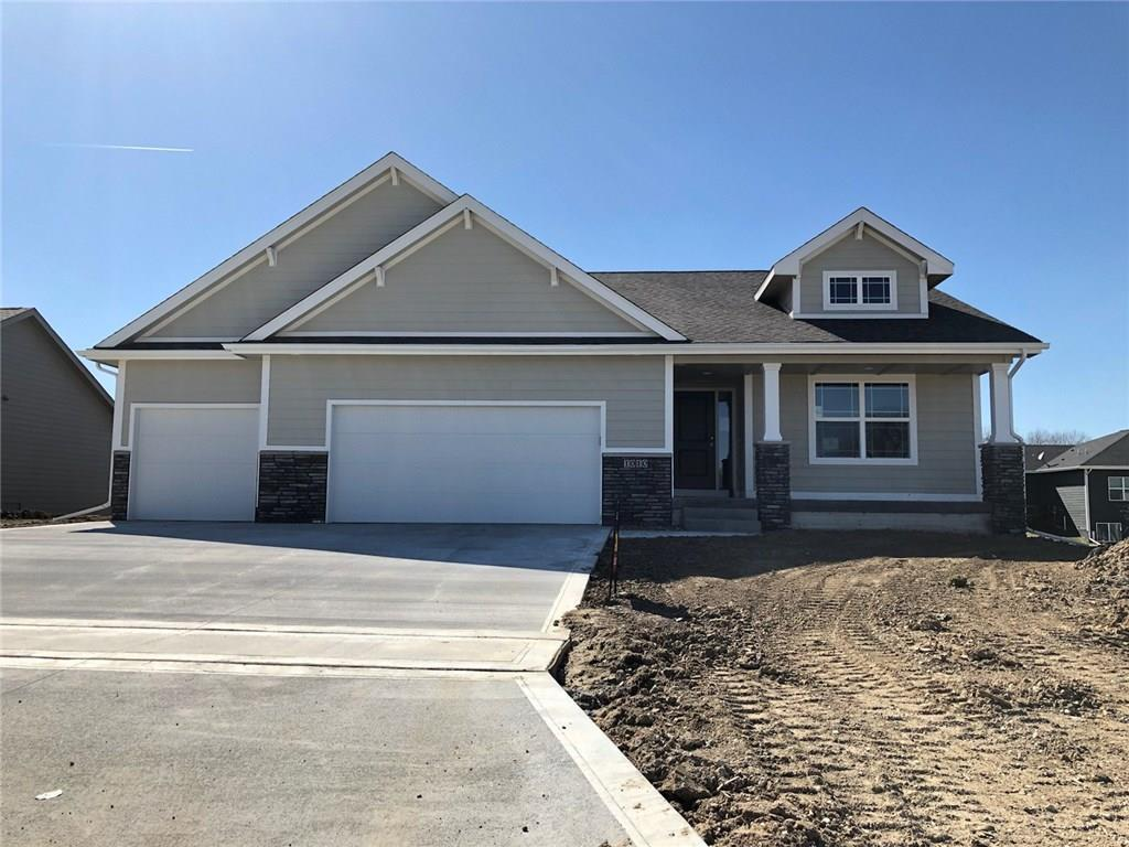 Photo of home for sale at 1010 Lost Lake Drive, Polk City IA
