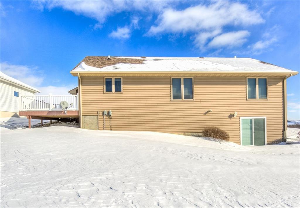 Photo of home for sale at 404 Putter Ridge Place, Osceola IA