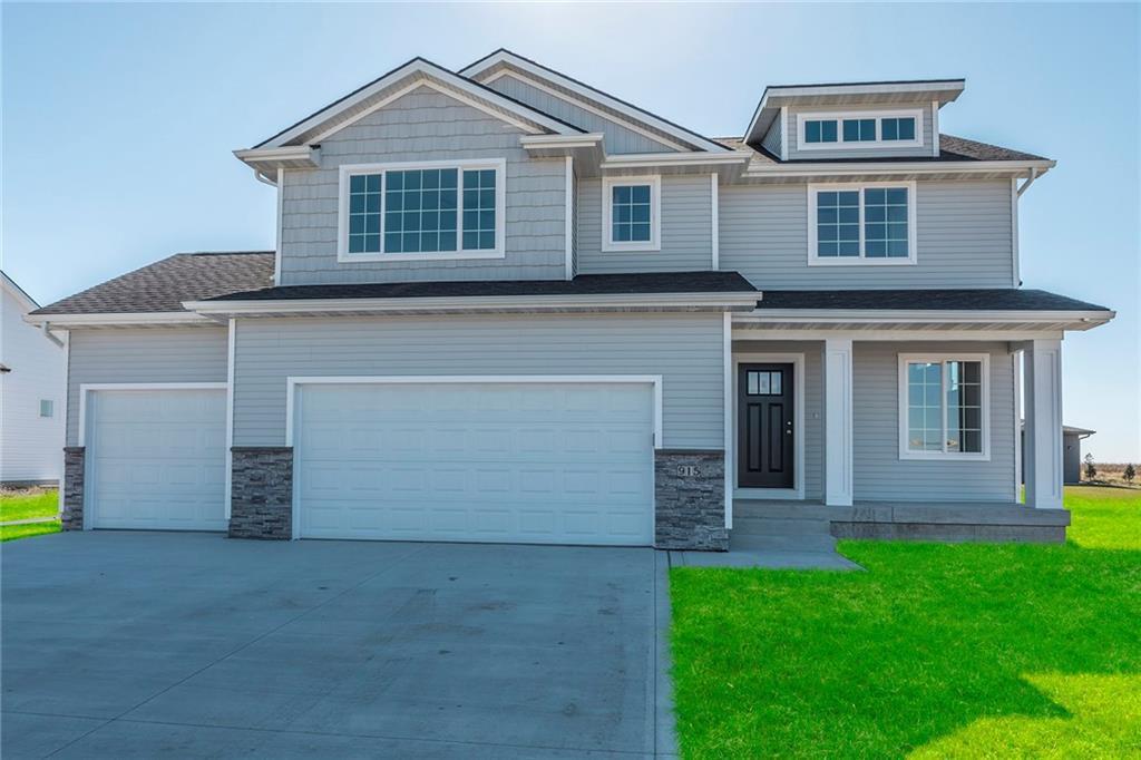 Photo of home for sale at 915 Cedar Street, Waukee IA