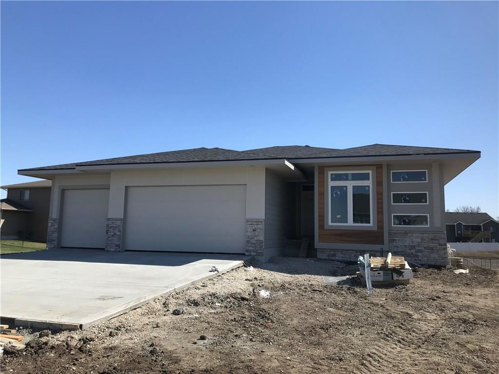 Photo of home for sale at 5514 Westfield Drive, Ames IA