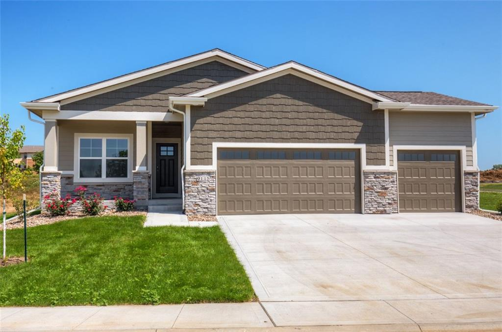 Photo of home for sale at 9115 Jamison Drive, West Des Moines IA