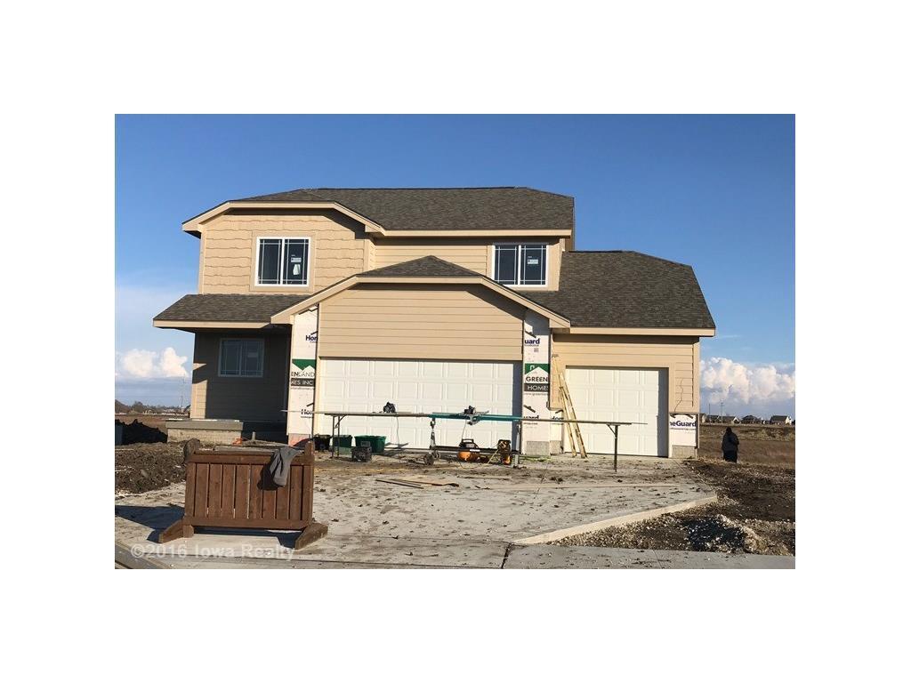 Photo of home for sale at 615 Wilden Drive NE, Waukee IA