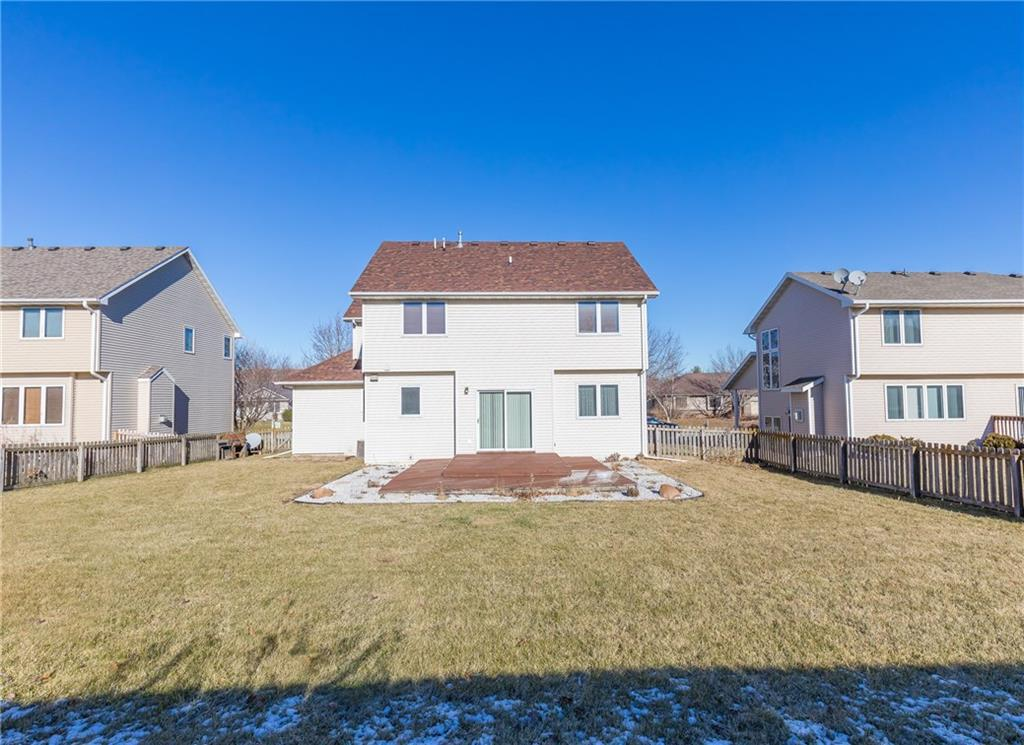 Photo of home for sale at 4610 Hemingway Drive, Ames IA