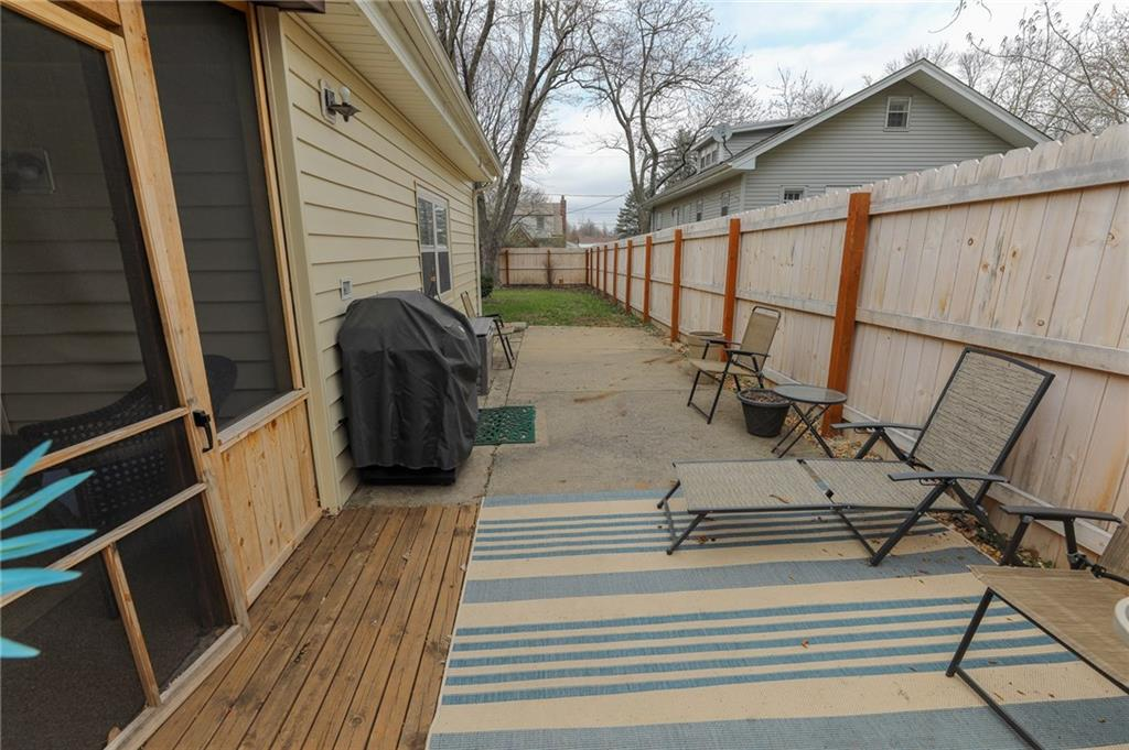 Photo of home for sale at 3313 45th Street, Des Moines IA