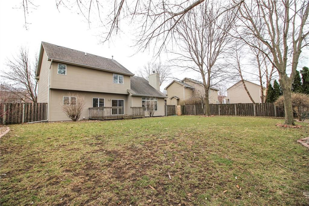 Photo of home for sale at 3906 Windbrooke Court NW, Ankeny IA