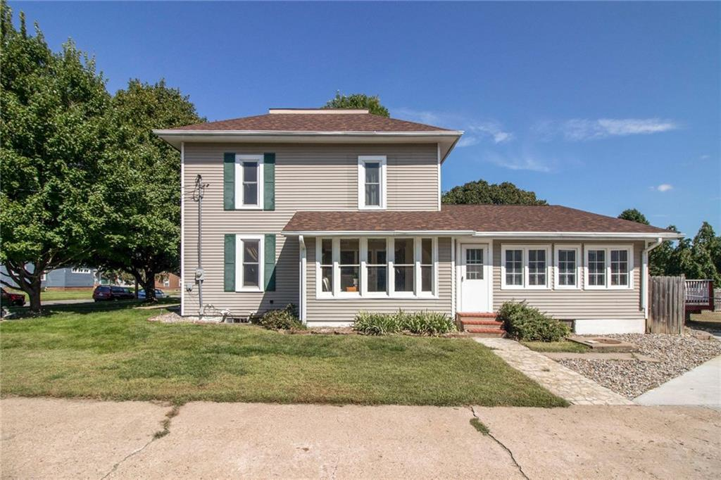 Photo of home for sale at 205 High Street S, Baxter IA