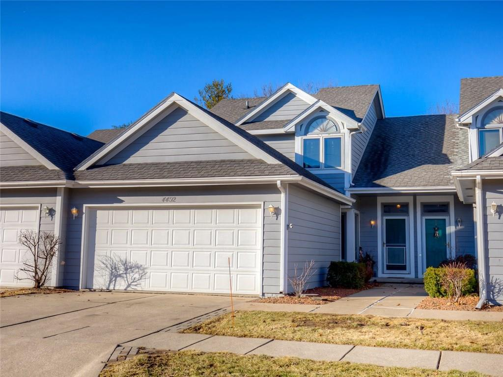 Photo of home for sale at 4492 87th Street, Urbandale IA