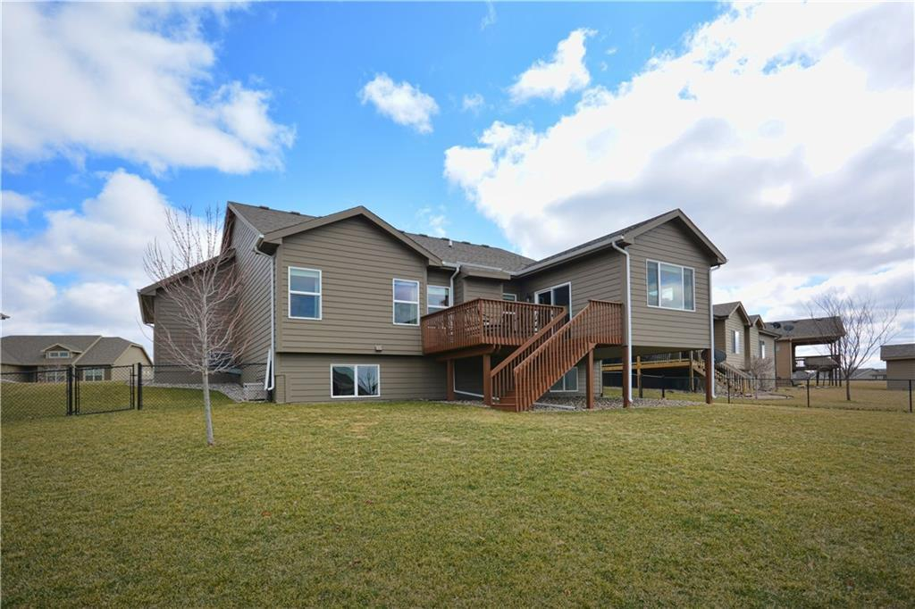 Photo of home for sale at 1132 Cold Harbor Drive NE, Ankeny IA
