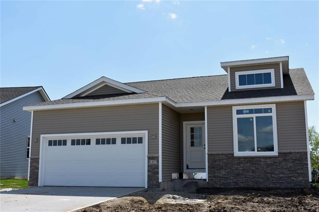 Photo of home for sale at 5357 Brook Landing Circle, Des Moines IA