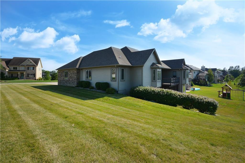 Photo of home for sale at 16003 Winston Court, Urbandale IA
