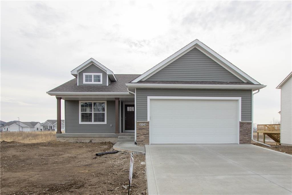 Photo of home for sale at 5324 Rowling Drive, Ames IA
