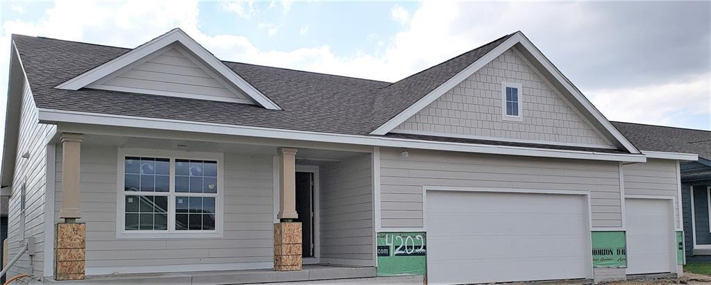 Photo of home for sale at 4202 Abilene Road NW, Ankeny IA