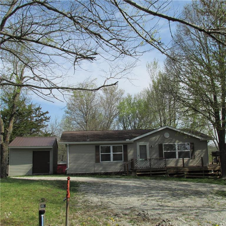 Photo of home for sale at 3171 Morman Trail, Ellston IA