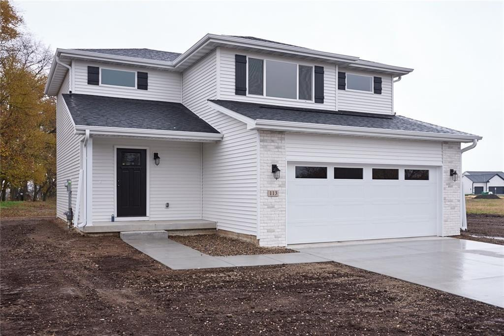 Photo of home for sale at 113 Deer Haven Street, Polk City IA