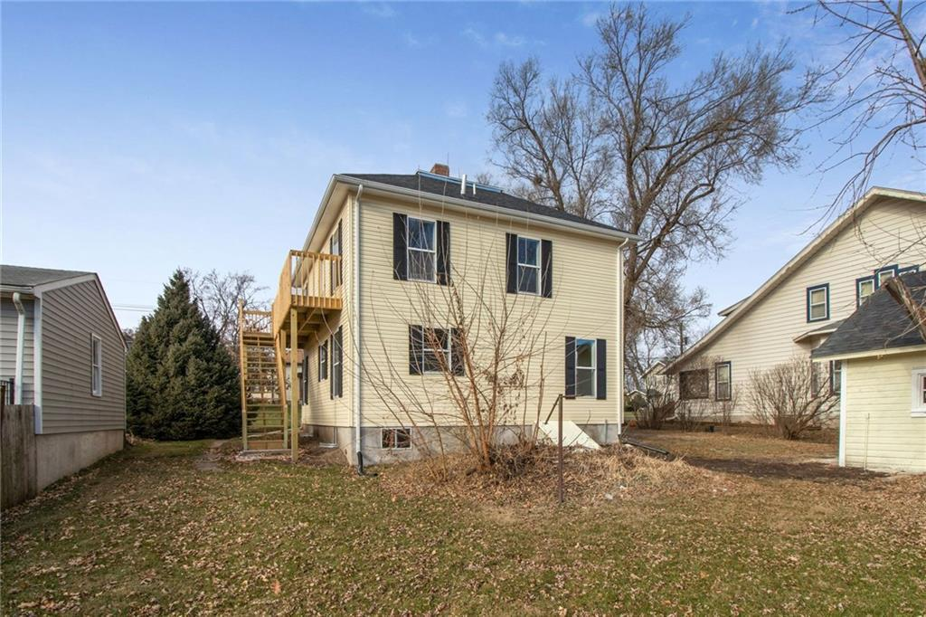 Photo of home for sale at 318 2nd Street W, Newton IA