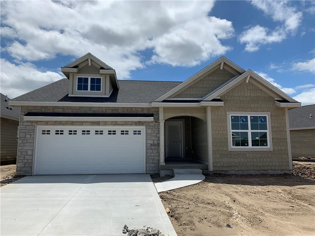 Photo of home for sale at 3303 4th Lane NE, Ankeny IA