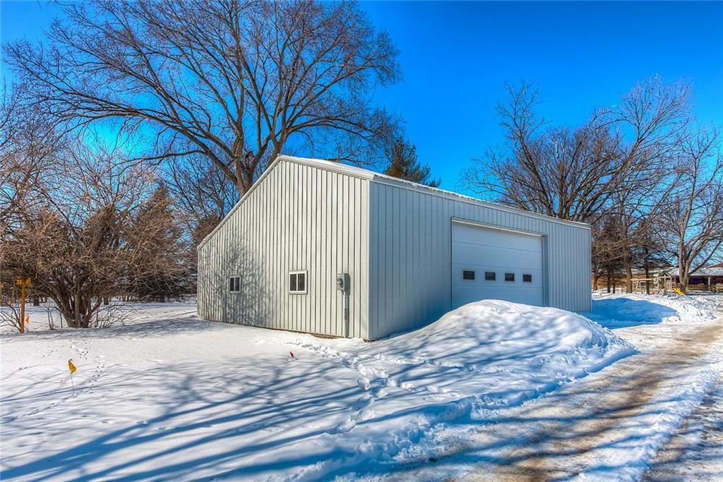 Photo of home for sale at 1617 331st Drive, Madrid IA