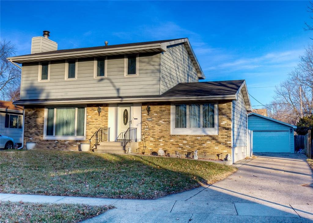 Photo of home for sale at 4031 23rd Street E, Des Moines IA