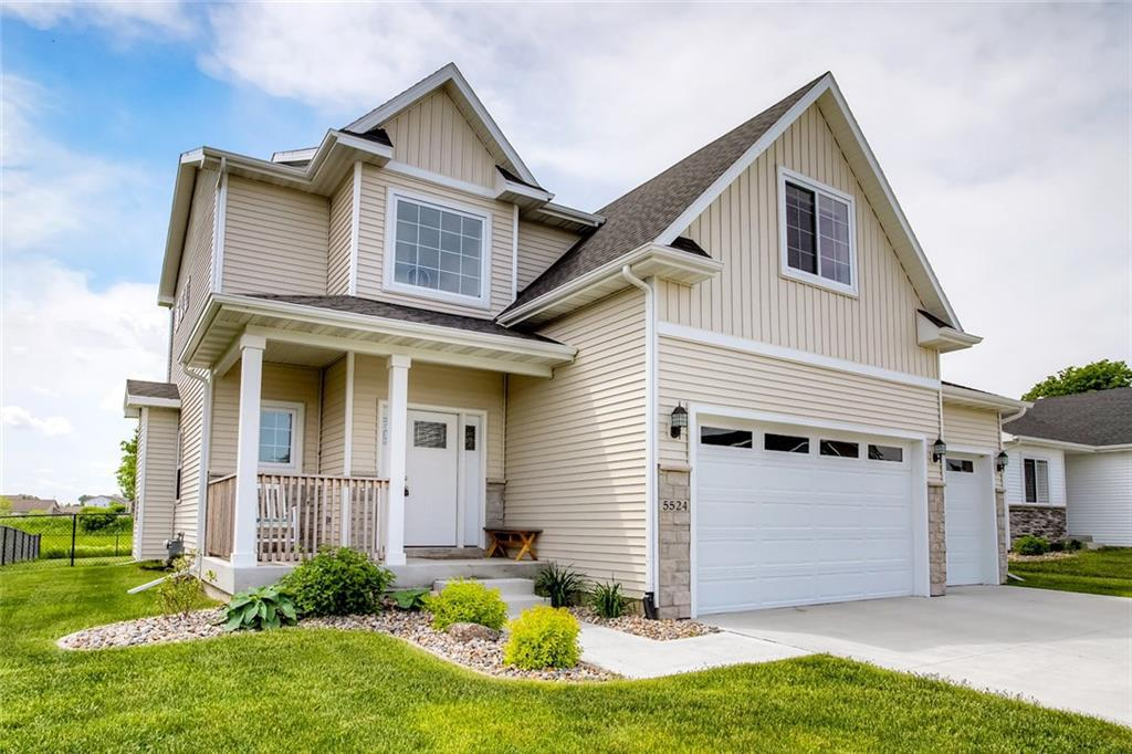 Photo of home for sale at 5524 Allerton Drive, Ames IA