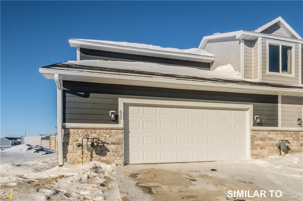 Photo of home for sale at 607 Spring Crest Lane, Waukee IA