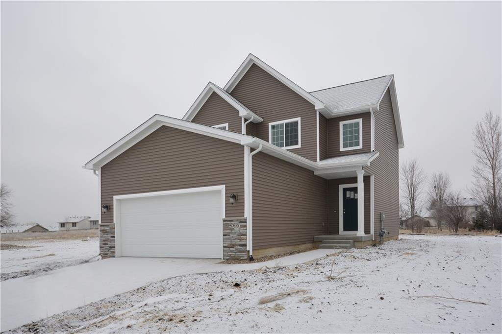 Photo of home for sale at 5337 Rowling Drive, Ames IA