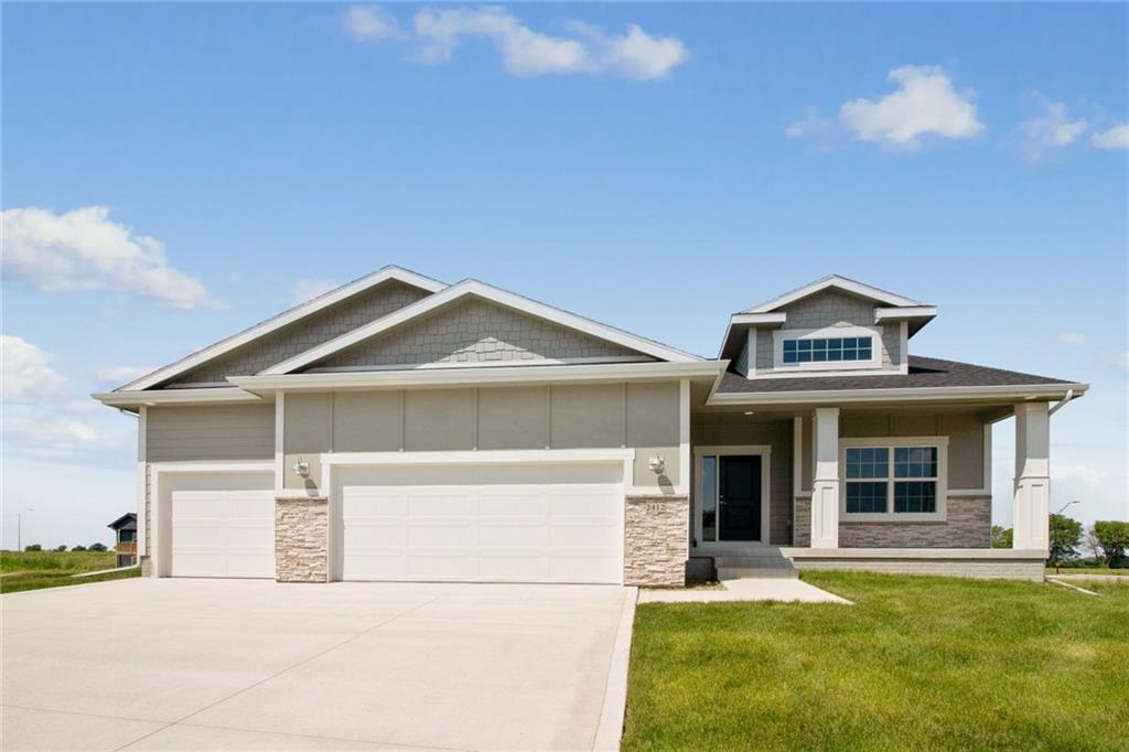 Photo of home for sale at 2412 7th Avenue Court SW, Altoona IA