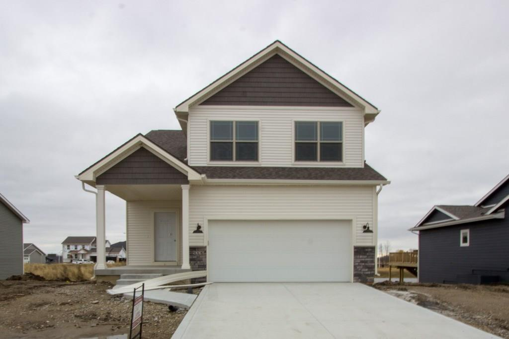Photo of home for sale at 5330 Rowling Drive, Ames IA