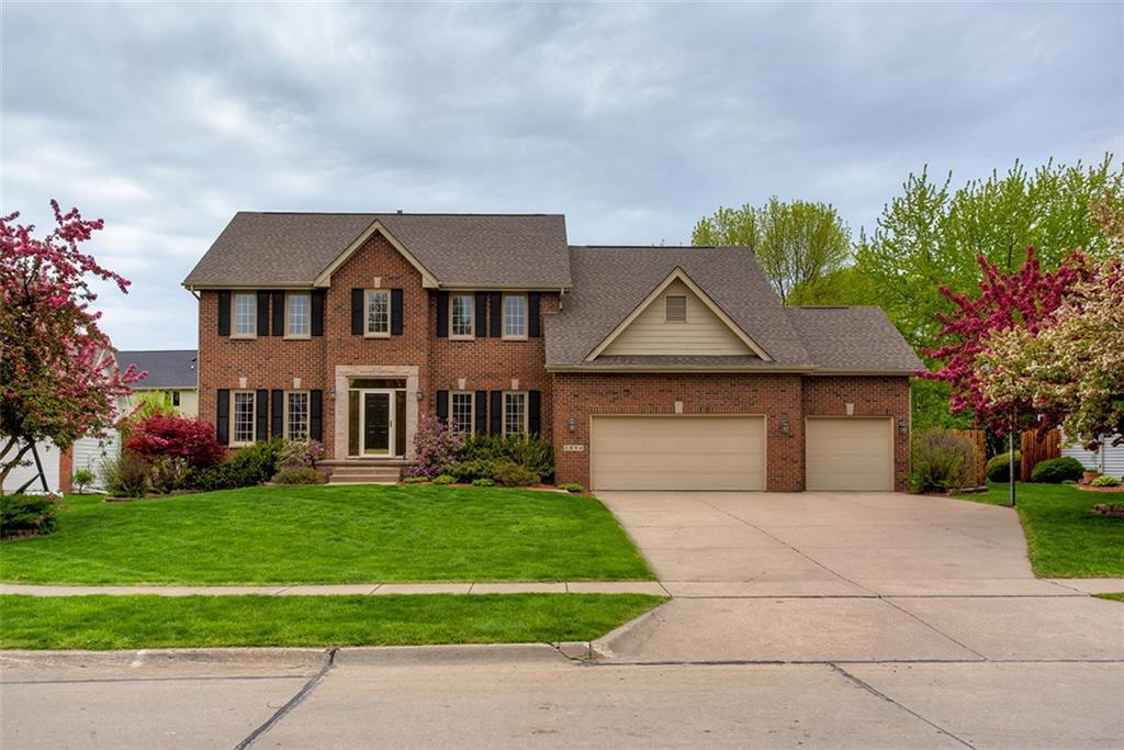 Photo of home for sale at 1854 150th Court NW, Clive IA